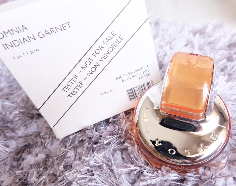 น้ำหอม (กล่อง Tester) Bvlgari Omnia Indian Garnet EDT 65ml. ของแท้ 100%