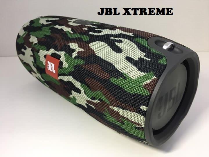 JBL XTREME LIMITED EDITION ลายทหารสินค้าจำนวนจำกัดหมดแล้วหมดเลย WOW!!!