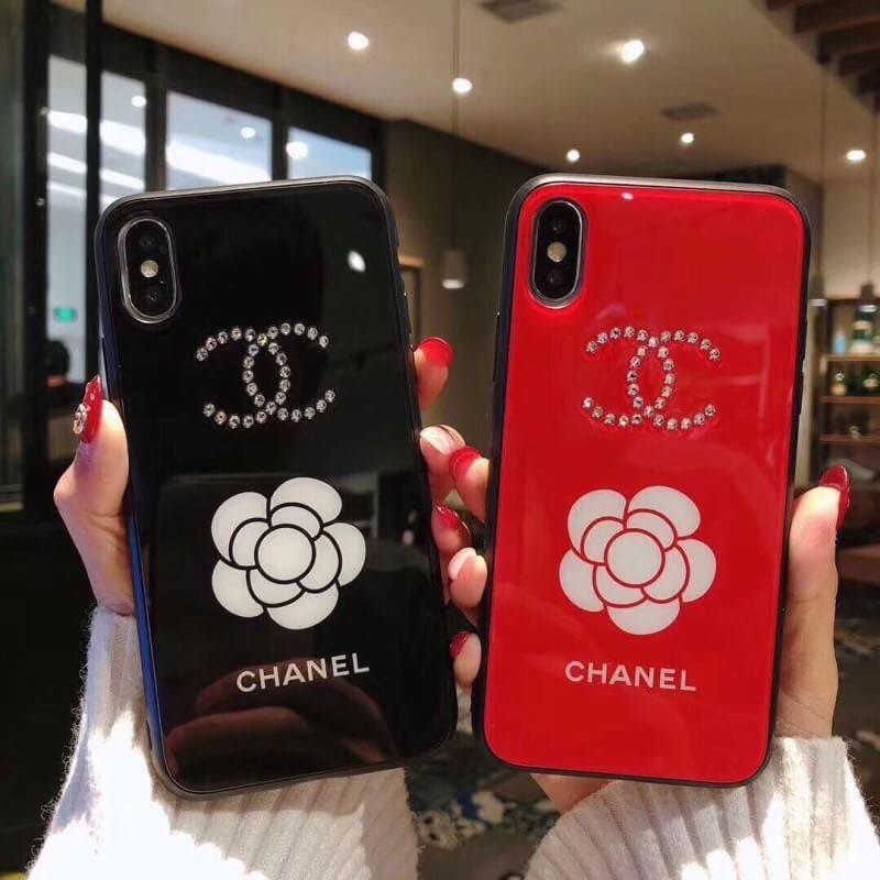 เคสขอบนิ่ม หลังกระจก 01 iPhone 6/6S