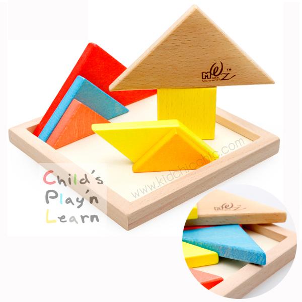 tangram,tangram ไม้,ปริศนา tangram,เกมส์ tangram,tangram ตัวต่อ 7 ชิ้น, tangram พัฒนาสมอง,ของเล่นแนวเตรียมสอบสาธิต,เกมส์สร้างสมาธิ