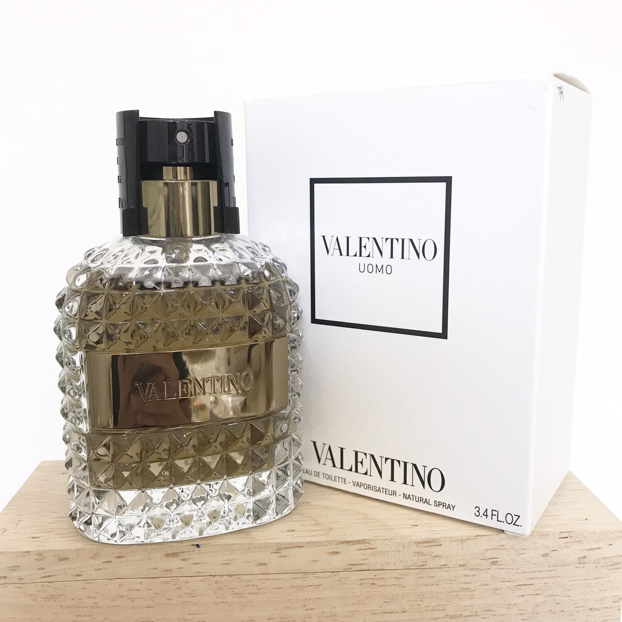 น้ำหอม Valentino UOMO EDT 100ml. ของแท้100%