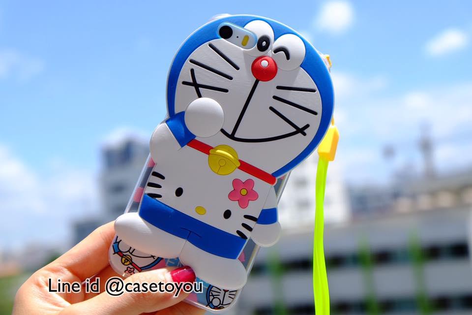 Smile Doraemon iPhone 5/5S/SE