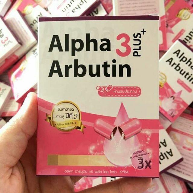 Alpha Arbutin by Kyra