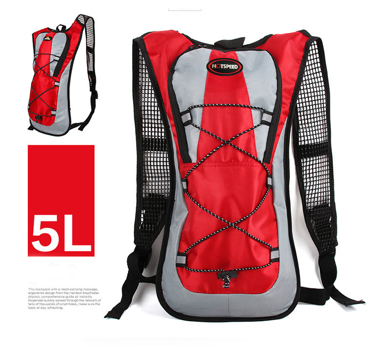 V Luggages กระเป๋าแฟชั่นสะพายหลัง 45.5 x 22.5 x 5 cm.VLF-005 ( สีแดง)