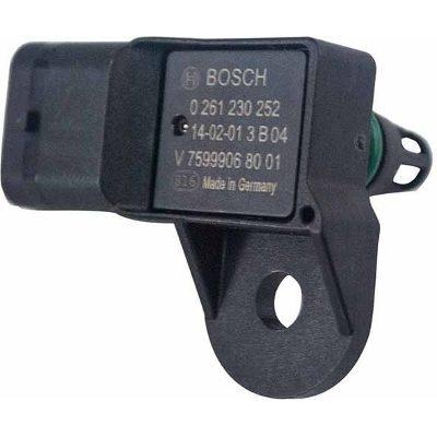 เซนเซอร์แรงดัน(เพรสเชอร์) F20, F21 (114i, 116i, 118i) / Pressure Sensor, Bosch, 0261230252, V7599906
