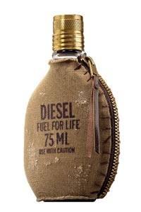 น้ำหอม Diesel Fuel For Life Pour Homme for Men EDT 75 ml. Nobox.