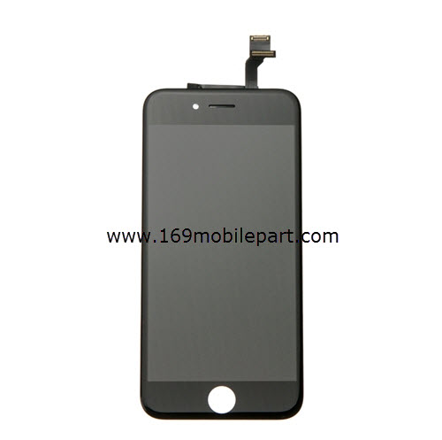 หน้าจอ iPhone 6 พร้อมทัชสีดำ งาน OEM ประกันไม่ลอกฟิลม์