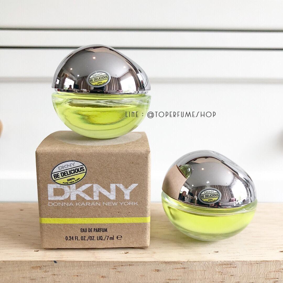น้ำหอมจิ๋ว DKNY Be Delicious EDP ขนาด 7ml.