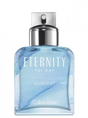 น้ำหอม Calvin Klein Eternity Summer 2013 For men EDT 100ml. Nobox.