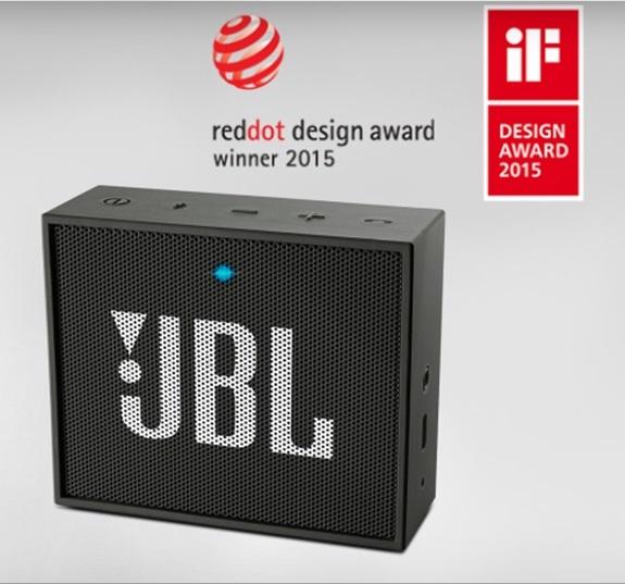 ลำโพงพกพา JBL GO เล็กกระทัดรัด ได้ใจความจริงๆ คุณภาพเสียงที่คุ้มค่า เกินราคา!!! (Black)