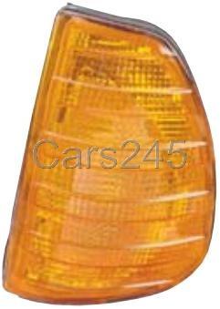 ไฟหรี่มุม BENZ W123 สีส้ม