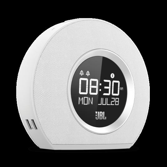 ลำโพง JBL Horizon White (Bluetooth , Alarm Clock , FM)