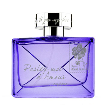 น้ำหอม John Galliano Parlez-Moi D Amour Encore EDT 80ml.Nobox.
