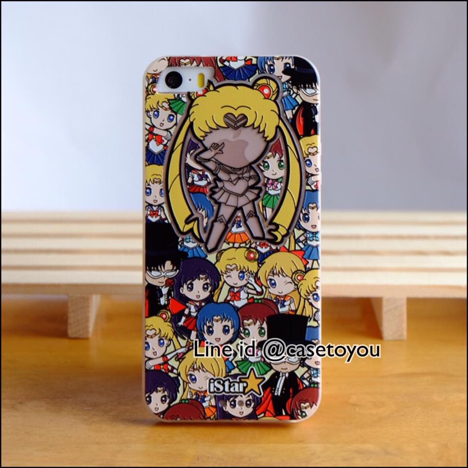 iStar Sailor Moon case สำหรับ iPhone 6 Plus/ 6S Plus