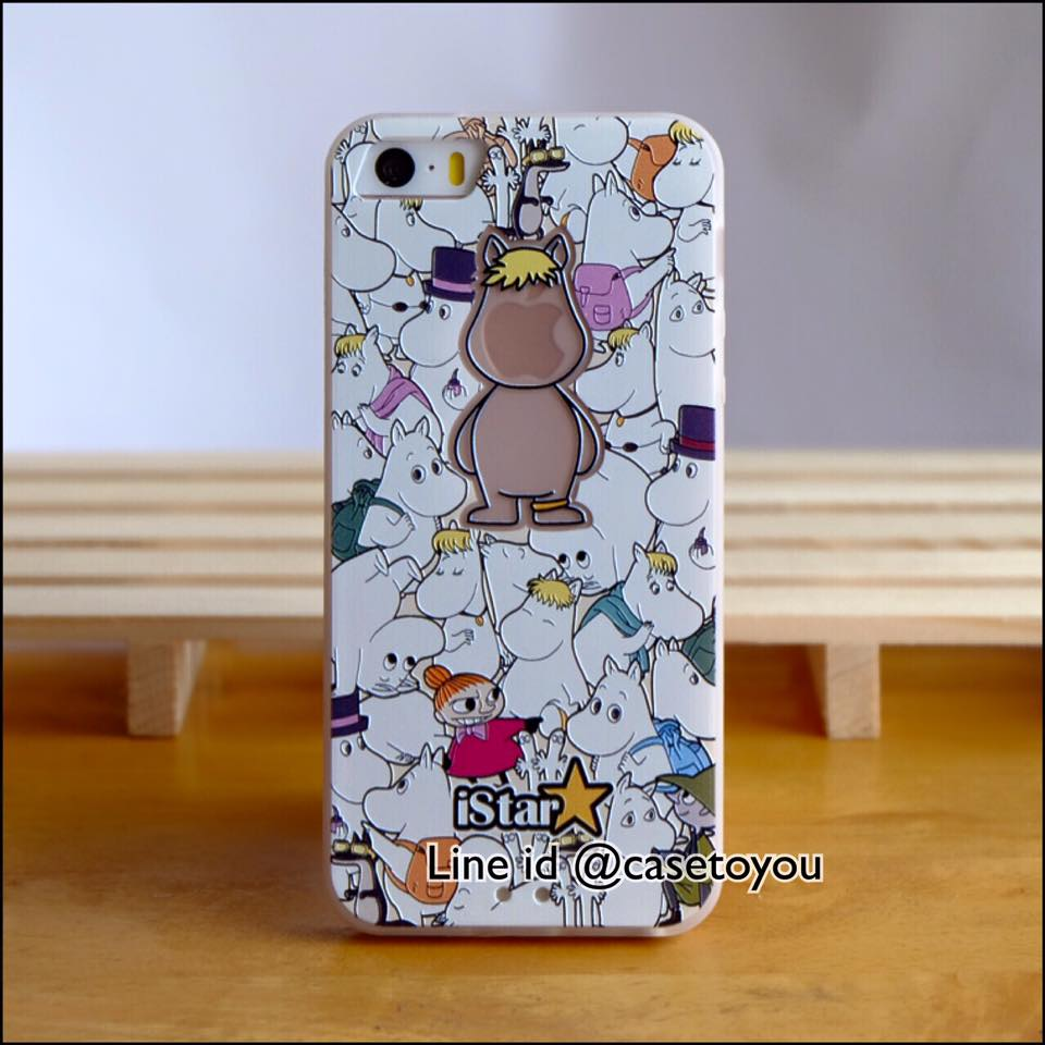 iStar Moomin case สำหรับ iPhone 6 Plus/6S Plus