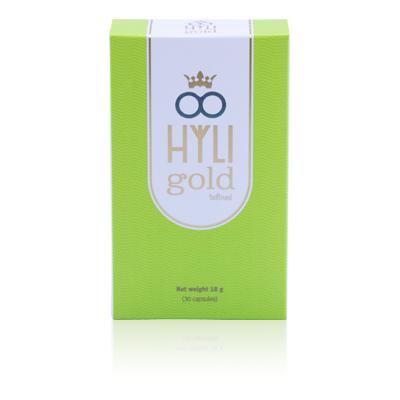Hyli Gold ไฮลี่โกลด์ 1 กล่อง 30 เม็ด ส่งฟรี EMS