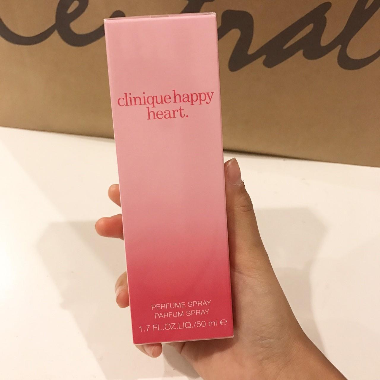 น้ำหอม Clinique Happy Heart EDP 50ml. ของแท้ 100%