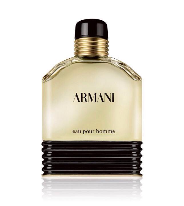 น้ำหอม Giorgio Armani Eau Pour Homme EDT 100ml. Nobox.