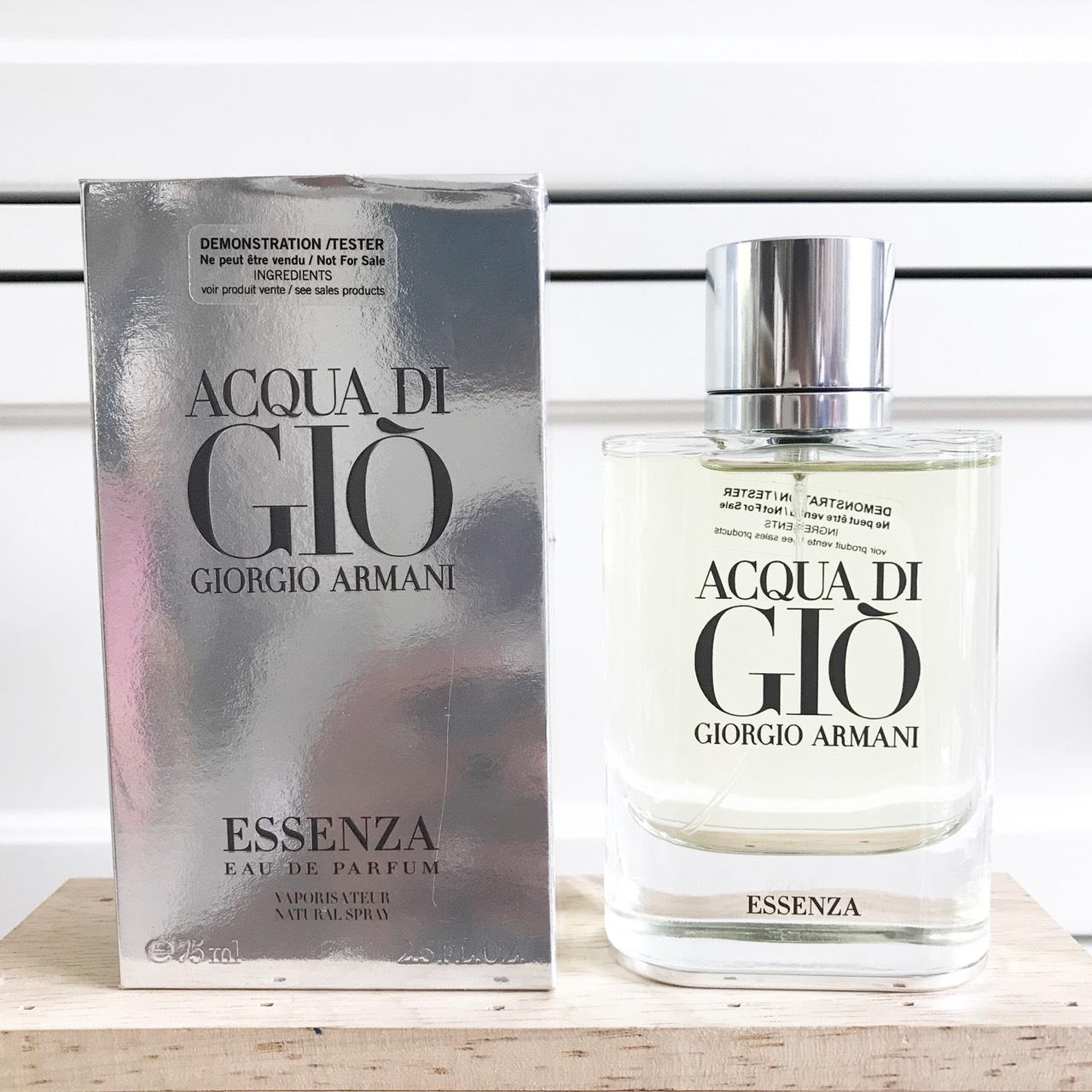 น้ำหอม Giorgio Armani Acqua Di Gio Essenza EDP 75ml. ของแท้ 100%