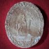 พระผง รัชกาลที่ 5 รัชมังคลาภิเศกทรงม้า ร.ศ.127