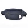 กระเป๋าสะพายข้าง/คาดเอว สีกรมท่า ANELLO แท้ จากญี่ปุ่น
