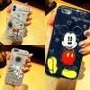 Glitter Cartoon Case iPhone 7/8