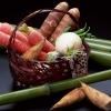 วิธีจัดการผักสดก่อนบรรจุ ถุงซีลสูญญากาศ แช่ตู้เย็น