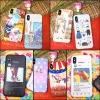 เคสนิ่ม ลายการ์ตูน 06 iPhone 5/5S/SE