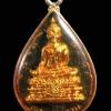 เหรียญลงยา พระประธาน วัดเขาเต่าทอง จ.ชัยนาท ปี2525