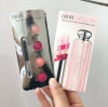 Dior Lip Glow Color Reviver Balm - Glow Squad Colors Sample Card W/brush 4x0.3g