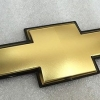 """โลโก้ """"CHEVROLET"""" ที่กระจังหน้า CAPTIVA โฉมแรก / Logo"""