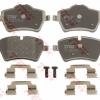ผ้าดิสเบรคหน้า MINI Countryman R60 (ปี10+) / Front Brake Pads, TRW, 34119804735