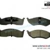 ผ้าดิสเบรคหน้า NEON (นีออน) / Front Brake Pads
