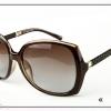 แว่นตาหรูกันแดดสำหรับสุภาพสตรีสไตล์เกาหลีใหม่ รุ่น CH9110 มี 6 แบบ สีน้ำตาล
