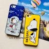 เคสขอบนิ่ม หลังแข็ง Snoopy iPhone 6 Plus/ 6S Plus