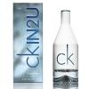 น้ำหอม (มีกล่องพร้อมซีล) Calvin Klein CK IN2U For Him EDT 100ml. ของแท้ 100%