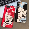 เคสนิ่ม Mickey & Minnie iPhone 6/6S