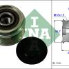มู่เล่ย์ไดชาร์จ CAPTIVA 2.0L VCDi / Alternator Freewheel Clutch, 93743440, F-225643.XX