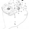 ท่อน้ำมันเบนซิน 3ทาง OPTRA (เบอร์ 7 ในรูป) / GM