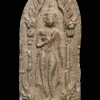 พระลีลาประทานพร หลวงพ่อแหนง วัดหนองบัว จ.กาญจนบุรี ปีพ.ศ.2512