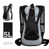 V Luggages กระเป๋าแฟชั่นสะพายหลัง 45.5 x 22.5 x 5 cm.VLF-001 ( สีดำ )