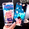 Blue Ray PeppaPig iPhone 6Plus/ 6S Plus