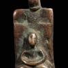 พระสวนกลับ(มเหศวรเมืองใต้) วัดโพธิ์ปฐมาวาส จ.สงขลา ปี2484 แจกทหารไปสงครามอินโดจีน