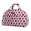 "Value Luggages กระเป๋าเดินทาง 22"" รุ่นVBL-020 (สีดอกชมพูดำ)"