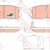 ผ้าดิสเบรคหลัง CAPTIVA ทุกรุ่น / Rear Brake Pads
