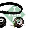 ชุดสายพานหน้าไทม์มิ่ง FOCUS 2.0L TDCI (เครื่องดีเซล) / Timing Belt Set, 3M5Q-8A615-BA