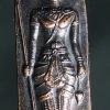เหรียญพระวิษณุกรรม หลังรางปืน ก่อสร้างดุสิต ปี2532