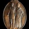เหรียญเสด็จพ่อ ร.5 คู่พระนางสุนันทา(พระนางเรือล่ม) ที่ระลึกงานทอดกฐิน
