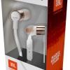JBL T210 In-Ear Headphone - Rose Gold ราคา 990 บาท