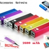 POWER BANK 2600 mAh dD Accessories (PB-026N)
